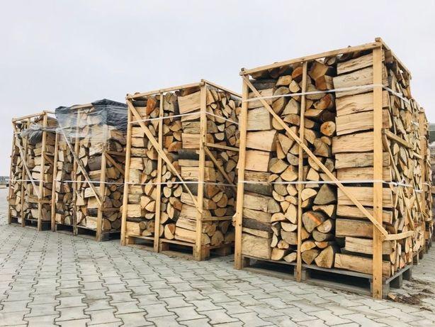 Drewno kominkowe z dostawą i rozładunkiem HDS