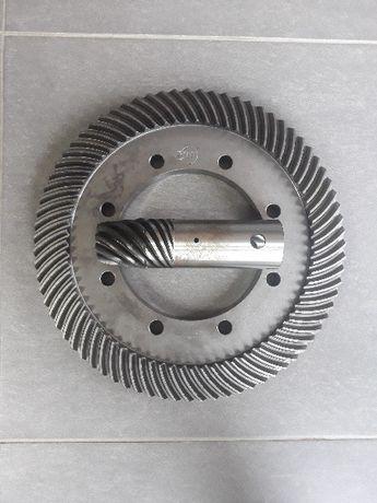 Koła zębate przekładni zgrabiarki Deutz Fahr 9x75 tryb Vicon PZ Andex