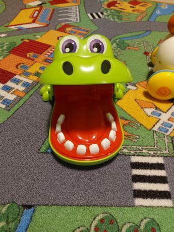Krokodyl gra -zabawka