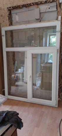 Продам металопластикове вікно б/у