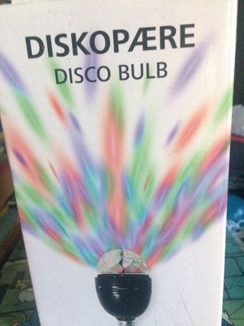 Lâmpada discoteca
