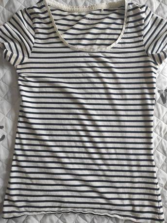 Bluzeczka w paski damska