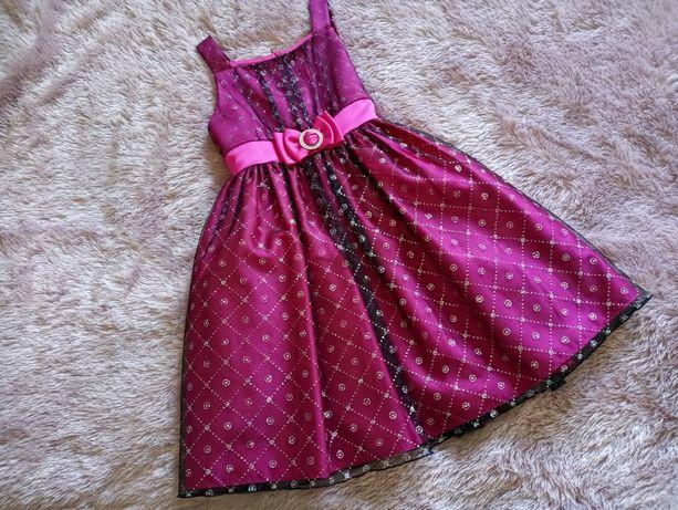 Sukienka balowa Love, rozm.128-134