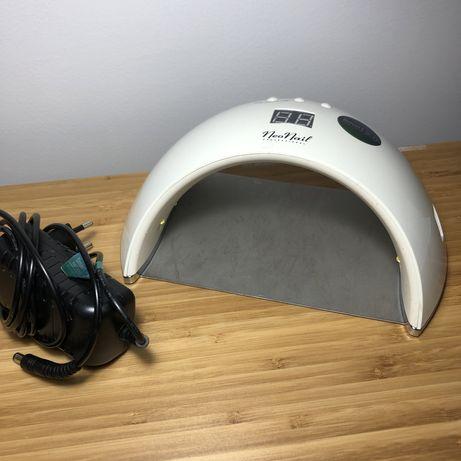 Biała lampa UV LED NeoNail stan idealny oryginalne pudełko