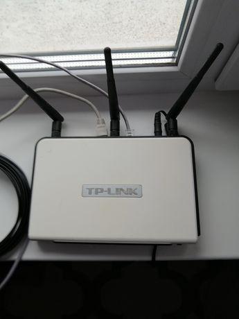 Продам WiFi роутер TP-Link TL-WR1043ND+usb+3/4g