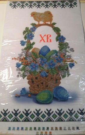 Схема для вышивки бисером, цена 200р
