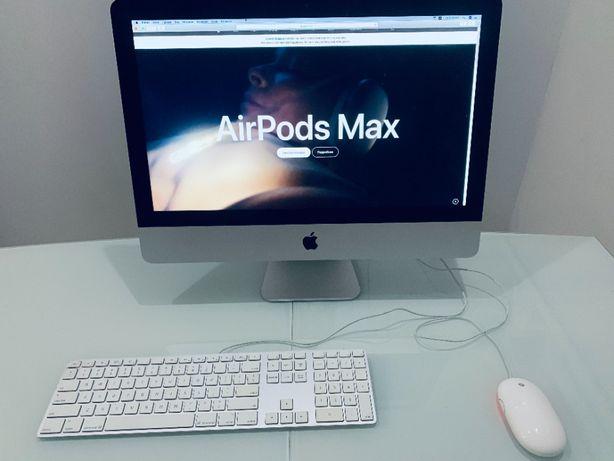 Apple iMac 21.5 2017 - Core i5. DDR4 16GB. SSD 480 GB. Iris 640. A1418