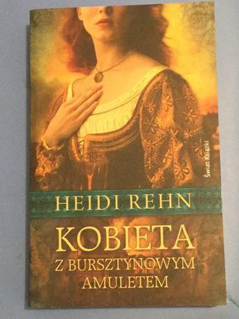 Kobieta z Bursztynowym amuletem. Heidi Rehn
