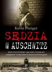 Sędzia w Auschwitz Autor: Rendell Ruth