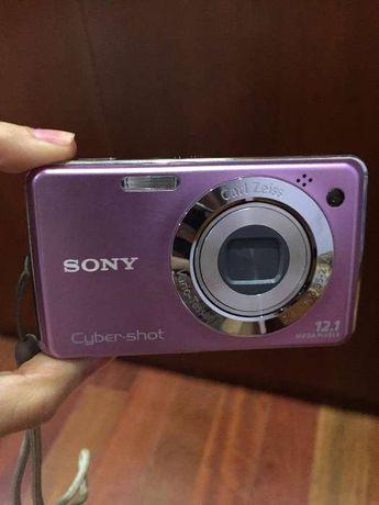 Máquina Fotográfica como NOVA