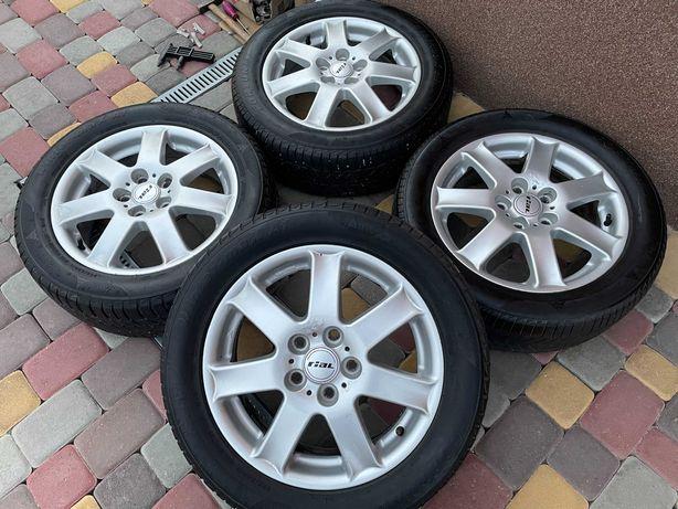 Тітанові діски RiaL-Brom 5*112 R16 Mercedes -Audi-Scoda-VW-Seat