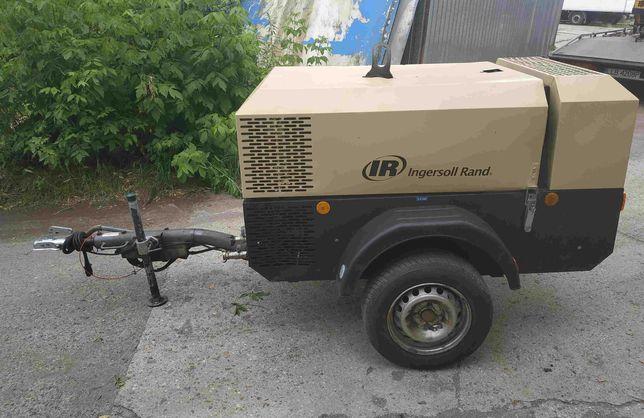 Kompresor śrubowy Ingersoll 4,1  m3/min Zarejestrowany