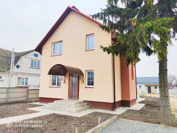 Продается 2-х этажный НОВЫЙ ДОМ под чистовую отделку- Борисполь