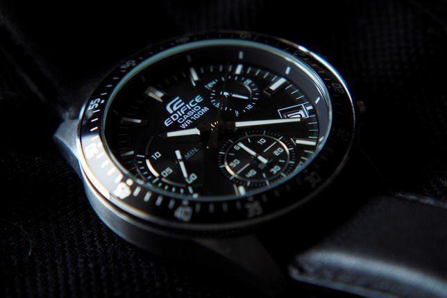 Zegarek męski casio edifice EFV-540 chronograph