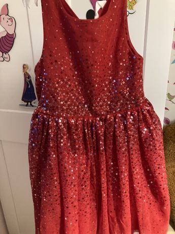 Sukieneczka H&M r.122/128