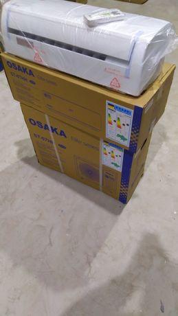 Кондиционер новый не б/у OSAKA ST-07 HH (сплит система)