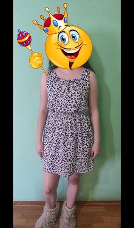 Платье в бабочку