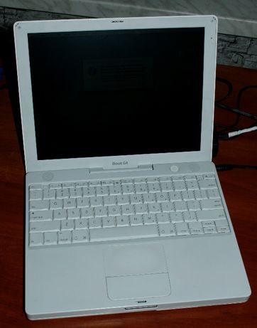 Ноутбук iBook G4