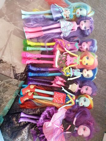 Lalki Kucyki Pony Equestia Girl