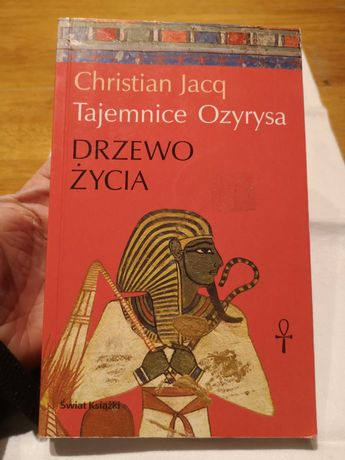 "Christian Jacq ""Tajemnice Ozyrysa"""