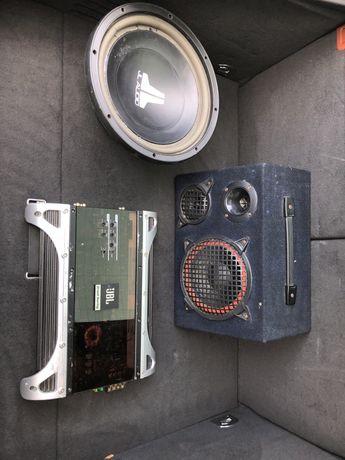 Wzmacniacz JBL GTO 755.6