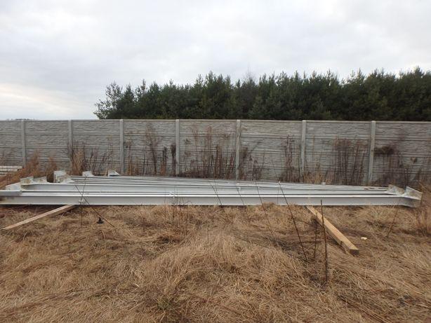 Konstrukcja stalowa Słupy Hala 8.5 Metra
