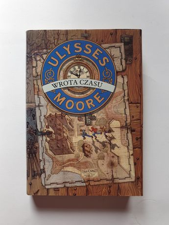 Książka Ulysses Moore część 1 - Wrota czasu