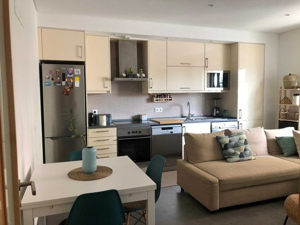 Apartamento T1 Damaia (Parque Neudel)