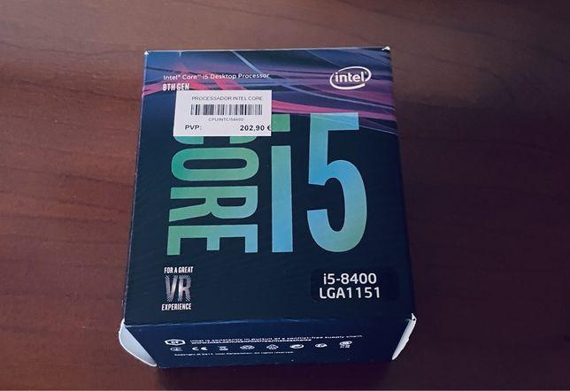 Processador Intel I5 8400