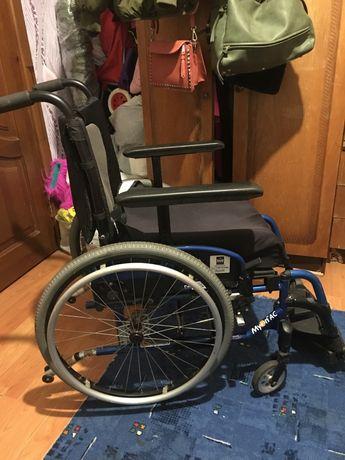 Инвалидная коляска Invacare Infinity с подушкой