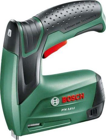 Bosch PTK 3,6 LI -lon Zszywacz akumulatorowy