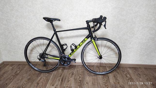 Шоссейный велосипед Bulls Harrier 2, Эндуранс, Shimano Ultegra R8000
