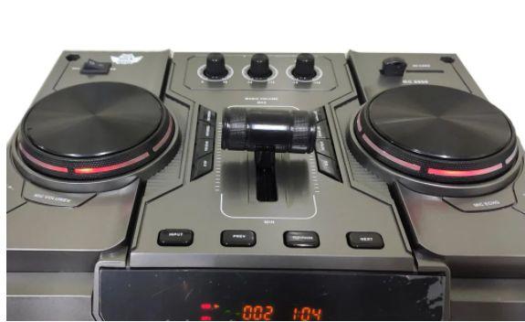 Комплект активной акустики с радиомикрофоном