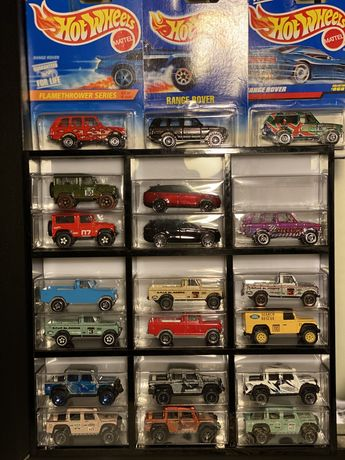 Hot Wheels Land Rover Range Rover