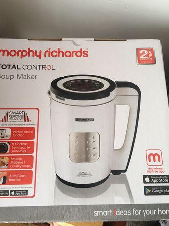 Morphy Richards total control soup maker blender -podobny do Thermomix