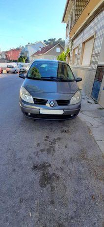 Carro Renault Megane Scenic