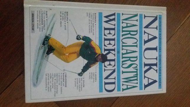 Ksiazka Nauka narciarstwa w weekend