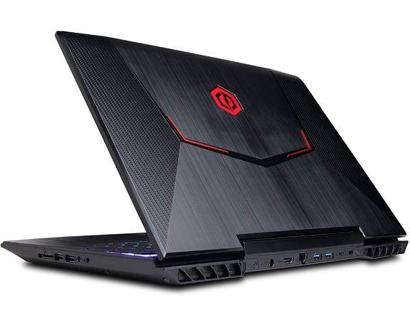 Ігровий Ноутбук Cyberpower intel i7 8750h gtx 1050ti 4gb, ddr4 12g