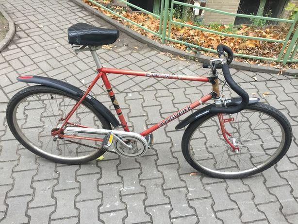 Rower, vintage Jungherz