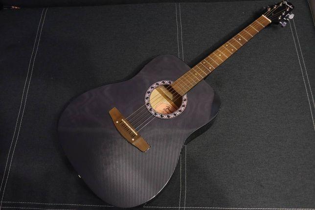 Карбоновая гитара. Fender акустическая, классическая гитара. Не Yamaha