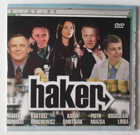 DVD Haker Linda, Smutniak,Kondrat