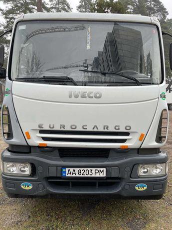 Продается IVECO EUROCARGO 180E24 - Изотерм. Грузоподъемность 9,862 т.