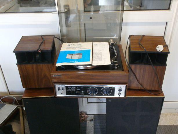 Technics Panasonic National Speakers System