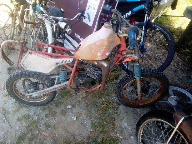 Mini franco morini 50cc