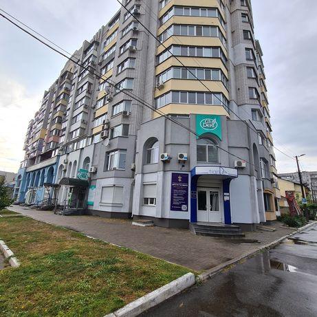 Продаётся коммерческое помещение в Центральной части Черкасс