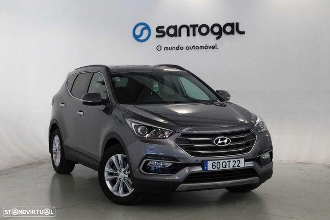 Hyundai Santa Fe 2.2 CRDi Premium 7L Aut.