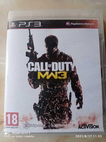 PlayStation 3 Call of Duty MW3