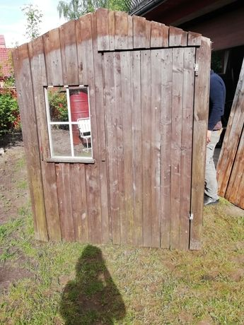 Domek ogrodowy /szopa ogrodowa