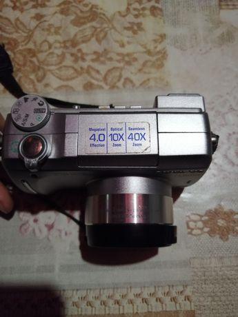 Фотоапарат olympus