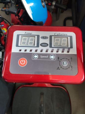 Máquina ginástica vibratória